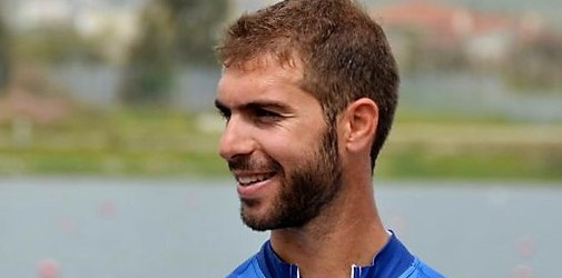 Nikos Gkountoulas, rower international greece,Hellas, sea rower