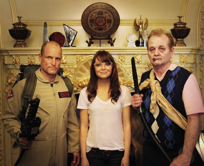 zombieland behind the scenes