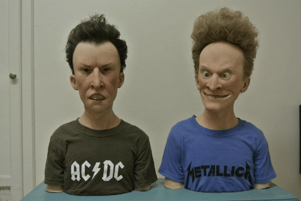 Beavis and Butt-Head in real life