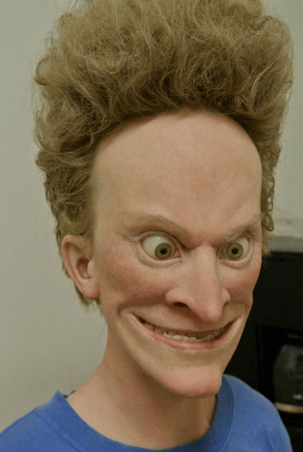 Beavis in real life