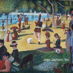 Sunday in the Park with Frank - Mystery Science Theater 3000 as Famous Paintings by Jean Jackson - MST3K (13)
