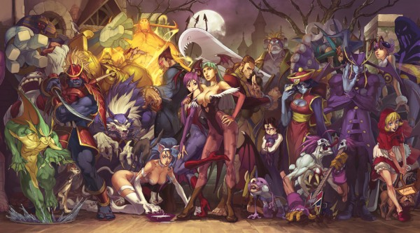 Darkstalkers Jam CVR - Teaser by Alvin Lee