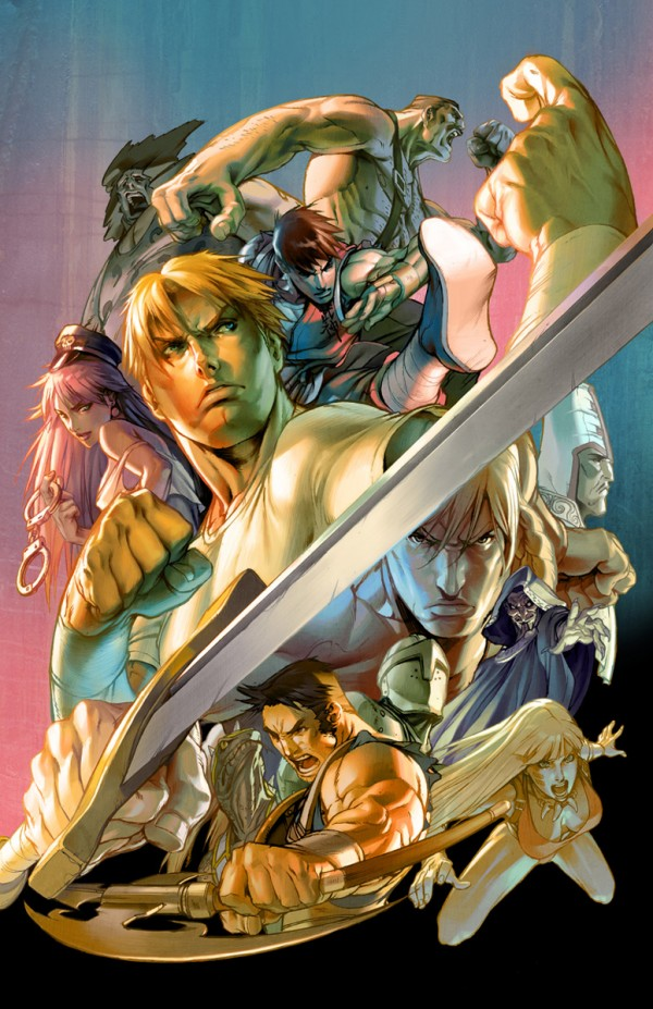 Final Fight Double Impact by Alvin Lee