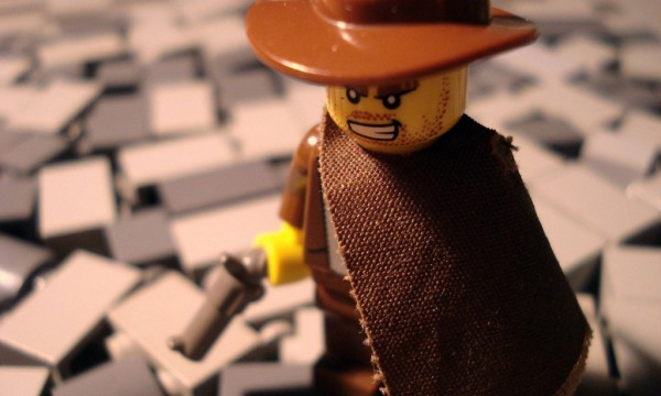 LEGO The Good, The Bad, and The Ugly