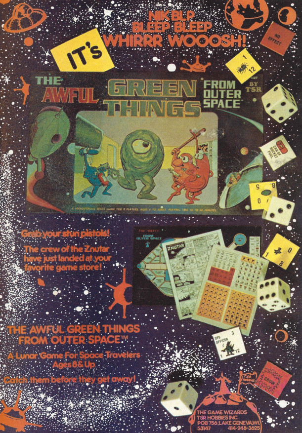 Steam Workshop::The Awful Green Things From Outer Space