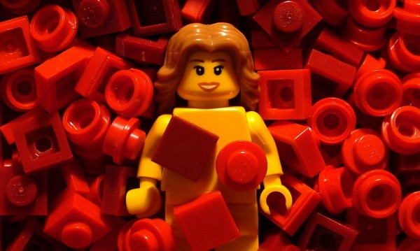 LEGO American Beauty
