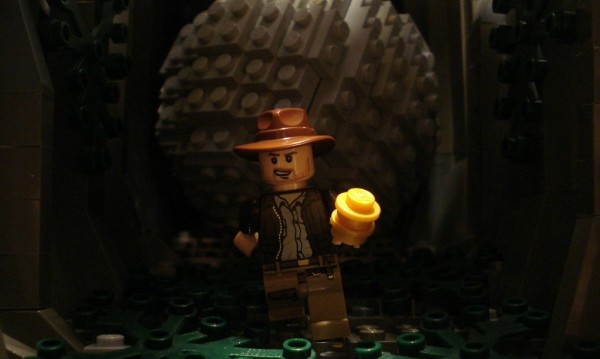 LEGO Raiders of the Lost Ark