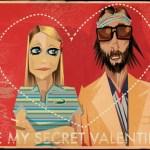 The Royal Tenenbaums: Secret Valentine (Margot & Richie)