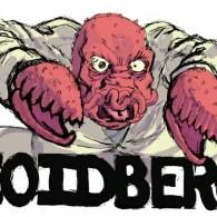 Futurama: Angry Zoidberg by Mike Fasano