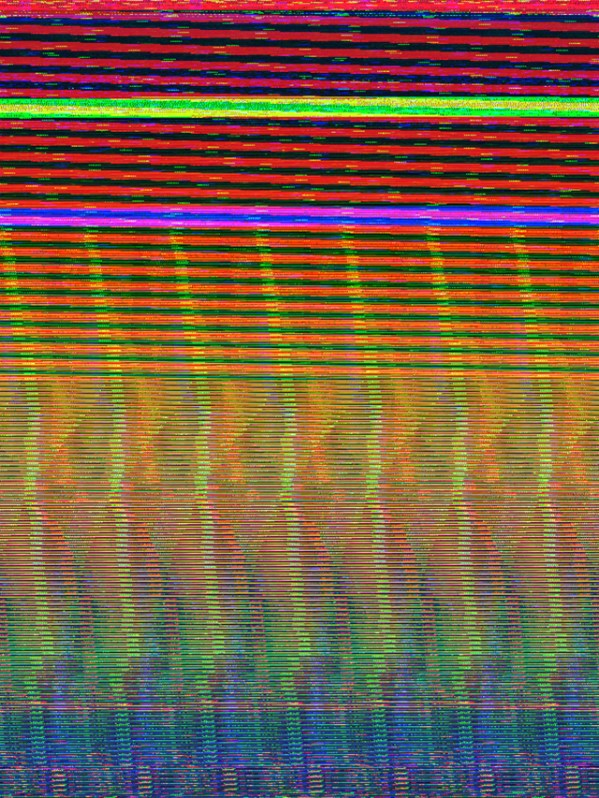 glitch art: databending with audacity pitch change