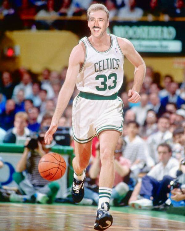 Nicolas Cage x Larry Bird - boston celtics 33, basketball, face swap