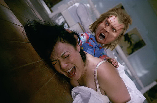 Nicolas Cage x Chucky - Child's Play, face swap