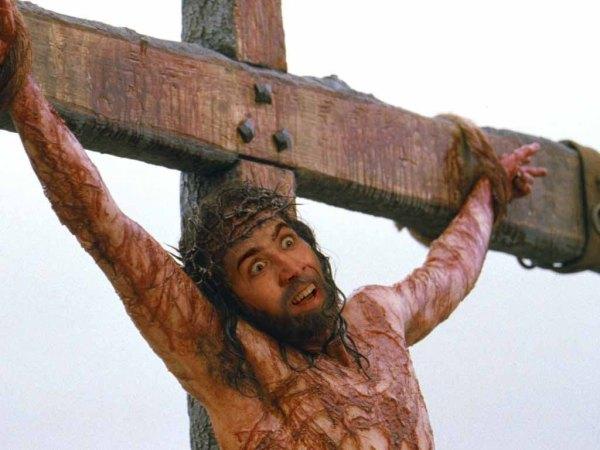 Nicolas Cage x Jesus Christ Face Swap - Passion of the Cage