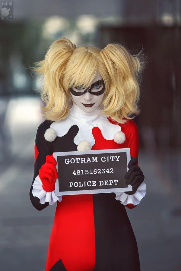 Harley Quinn Cosplay by Ryoko-demon - batman, dc comics