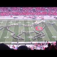 Incredible Video Game Tribute by Ohio State Marching Band