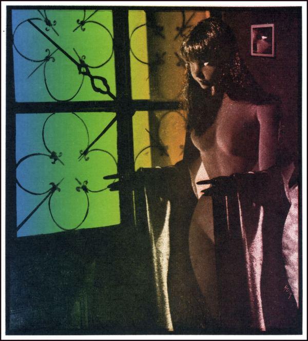 6 Femmes pour l'assassin - Surreal Lovecraftian Art Collages by Harry O. Morris Jr.