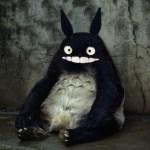 My Neighbor Totoro - Hayao Miyazaki, Studio Ghibli, Anime, Realistic
