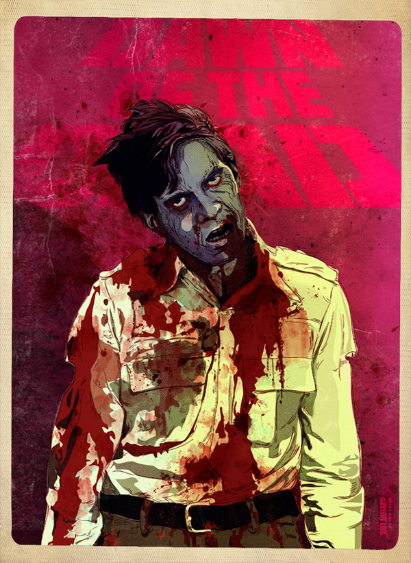 Dawn of the Dead, Zombies, George Romero, Poster Art