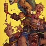 Casey Jones: Slap Shot Vigilante by Brett Parson [TMNT Art]