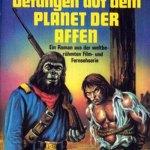 German Planet of the Apes Paperback Cover - George Alex Effinger