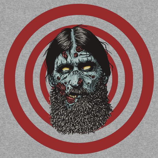 Rasputin Undead - Zombie Art by ShantyShawn
