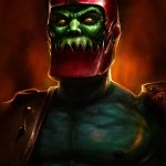 Trap Jaw by Flavio Luccisano - Masters of the Universe, He-Man, Fanart