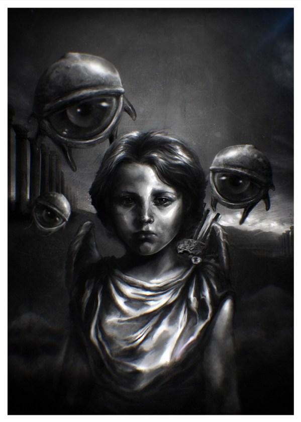 Kid Icarus by Madec Brice - Nintendo, Gaming Art
