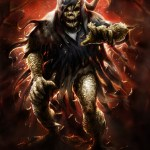 Maggot Man by Chris Faccone and Flavio Luccisano