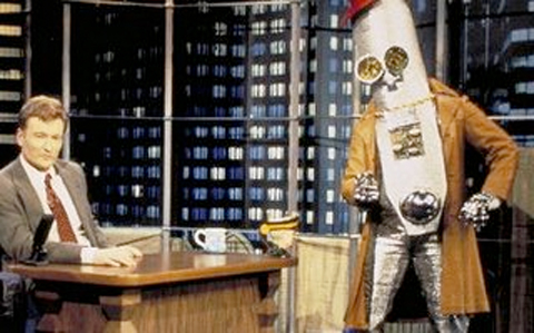 Pimpbot 5000 from Late Night with Conan O'Brien
