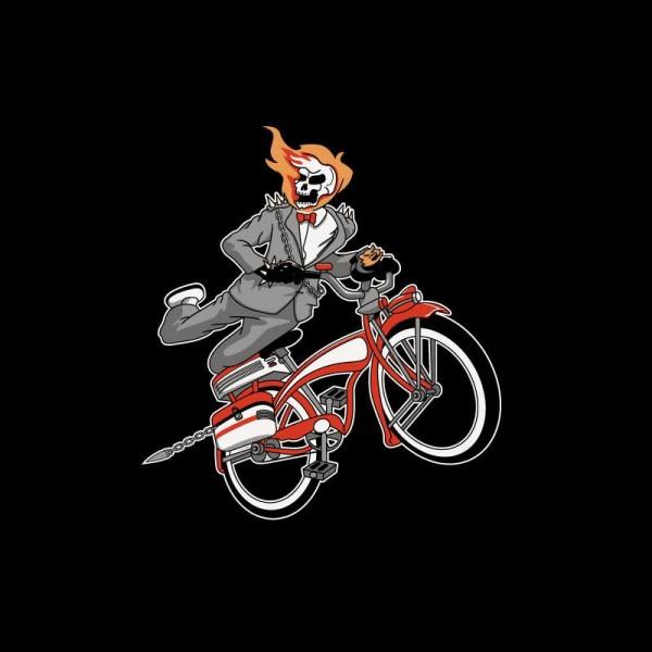 Ghost Rider's Big Adventure - Pee-wee Herman Mashup