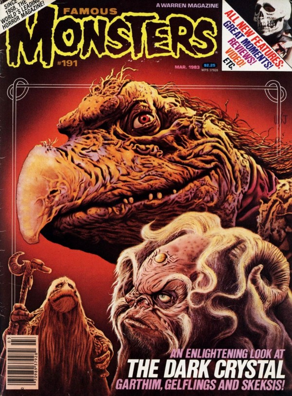 Famous Monsters of Filmland #191 - Dark Crystal