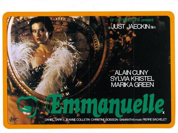 Emmanuelle Movie Poster