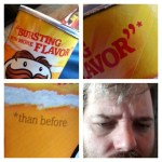 Dan Harmon Intrigued by Pringles Can Packaging