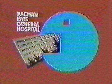 Pac-Man Eats General Hospital