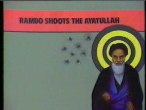 Rambo Shoots the Ayatullah