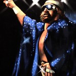 Ooooh Yeah - Macho Man Randy Savage Velvet Painting by Cory Allemeier