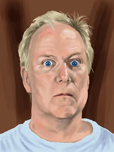 Bill Corbett - MST3K / Rifftrax Cast Portraits by UltimateHurl
