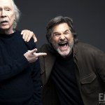Photo: Kurt Russell and John Carpenter Reunited - Empire Magazine