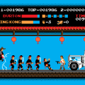 8-Bit Trouble in LIttle China by BazNet