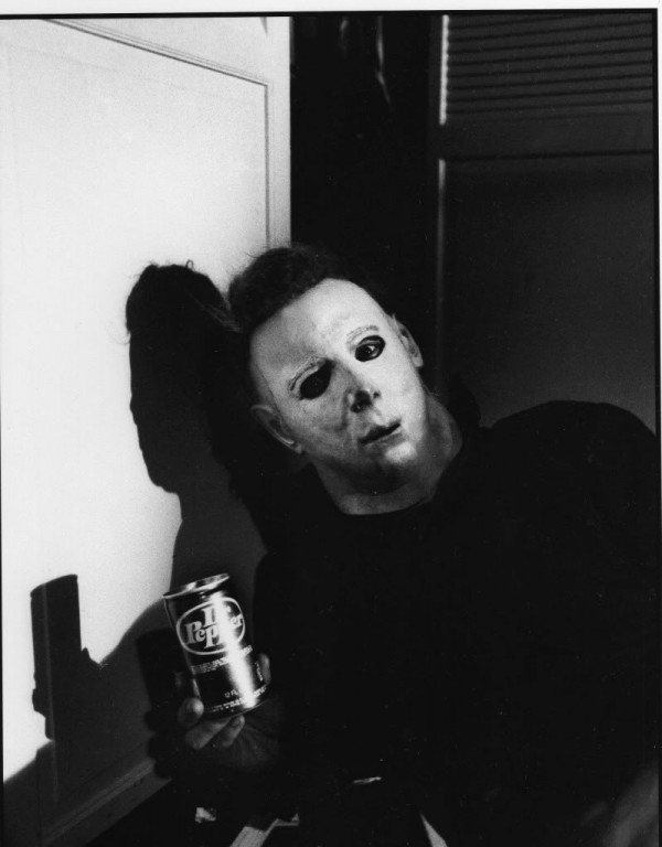 Halloween: Michael Myers likes Dr. Pepper