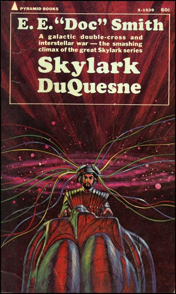 skylark duquesne - e.e. doc smith - art by jack gaughan