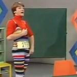 Christoph Waltz Singing in a Striped Unitard in 1977 - Am der des - Austrian kids show