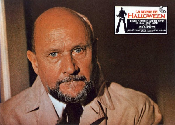 Halloween Behind the Scenes: Donald Pleasence