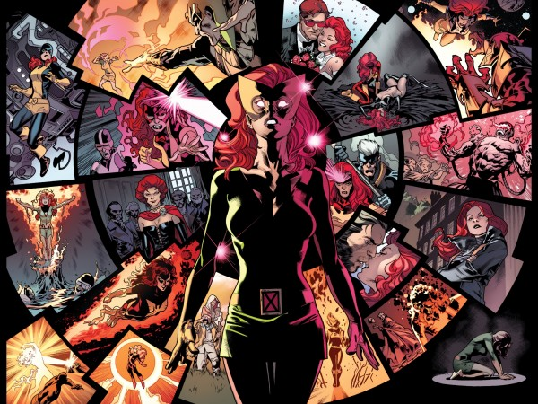 Saga of Jean Grey by Stuart Immonen [X-Men Art]