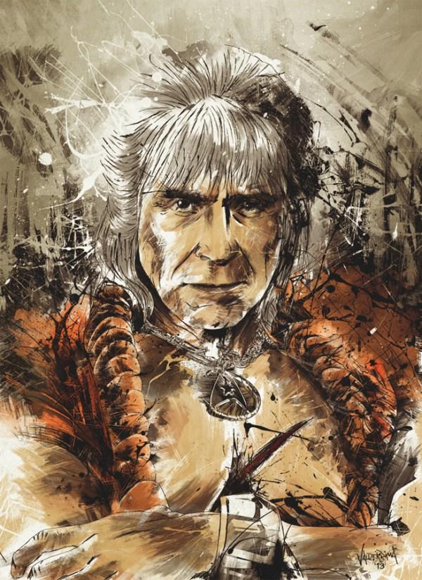 Khaaaaaaaaan by fresh doodle - Star Trek - Wrath of Khan