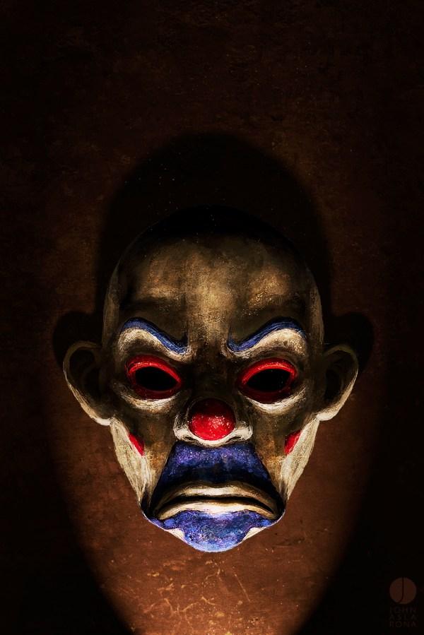 sinister by John Aslarona - Dark Knight - Batman - Joker