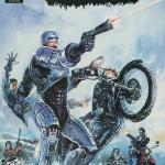 RoboCop: Mortal Coils #1 Cover Art by Ray Largo - Dark Horse
