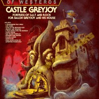 Masters of Westeros: Castle Greyjoy - Game of Thrones x He-Man and the Masters of the Universe - Pyke x Castle Greyskull