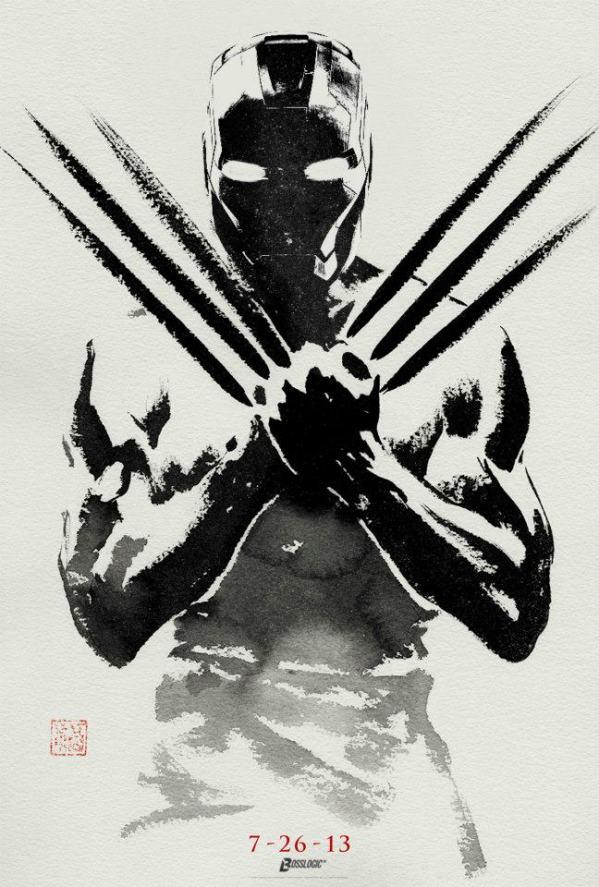 Iron Man x Wolverine Poster Mashup by BossLogic - Marvel Comics, X-Men, Hugh Jackman