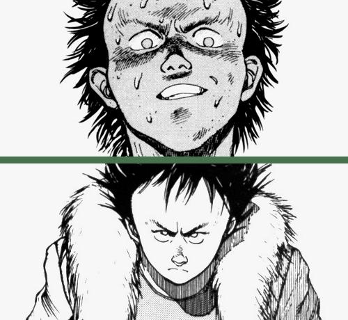 Life and Death of Tetsuo Shima - Akira - Anime - Manga - Katsuhiro Otomo